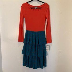 LulaRoe | NWT Georgia dress